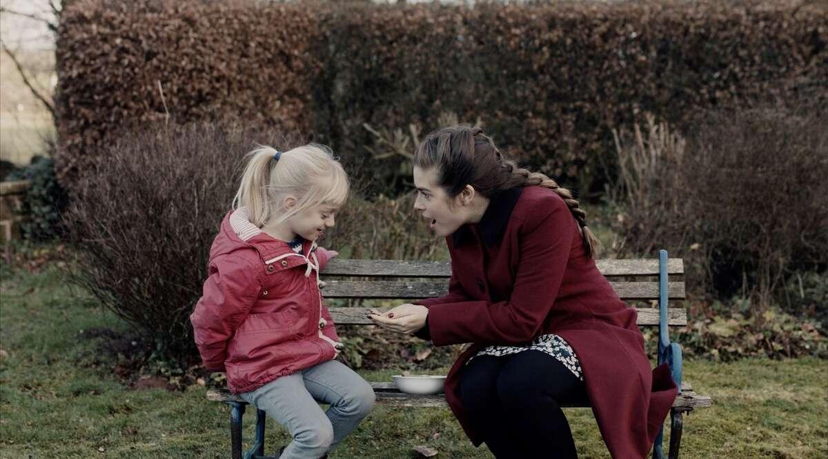Maisei Sly, left, and Rachel Shenton Slick Films