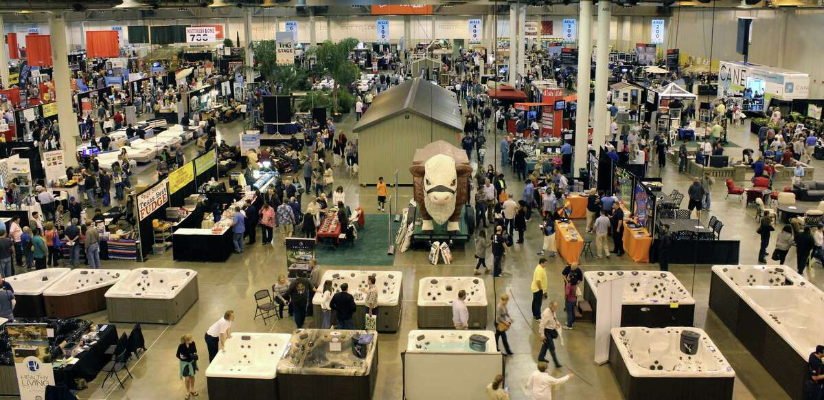 The Texas Home & Garden Show will be held at the NRG Center, this Friday through Sunday, Feb. 11.