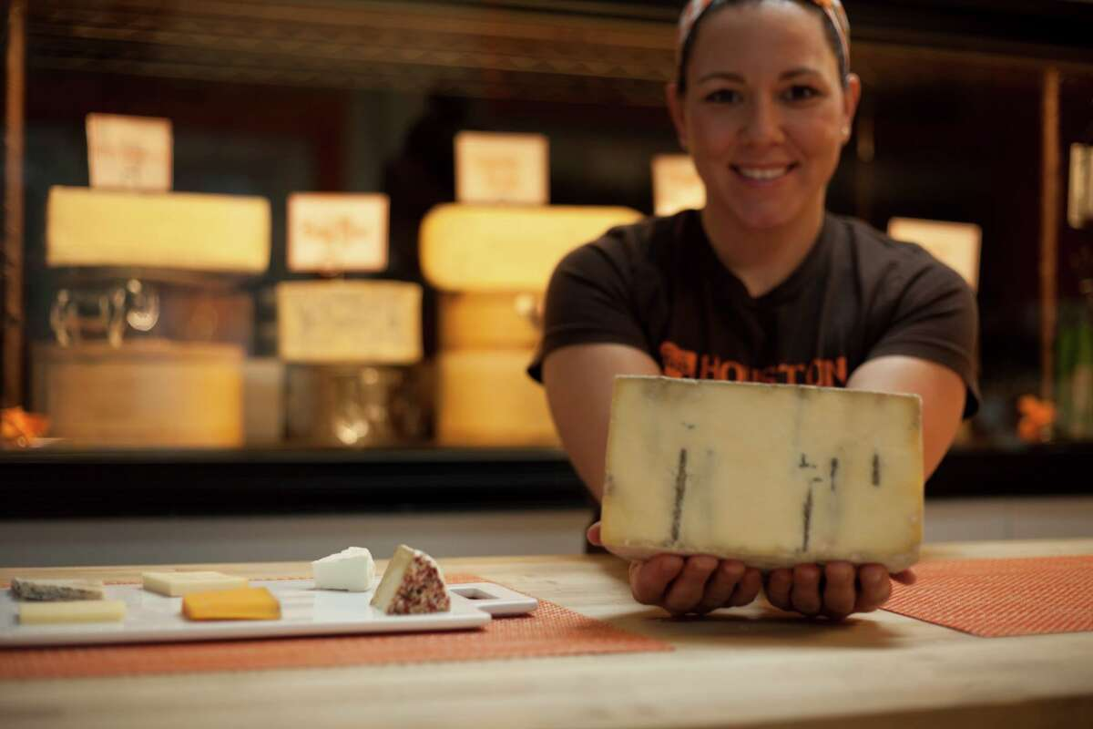 The Valentine?'s Beer and Cheese Tasting is afun educational experience hosted by Houston Dairymaids at Saint Arnold Brewing Company.