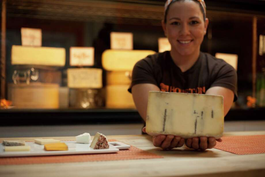 The Valentine's Beer and Cheese Tasting is afun educational experience hosted by Houston Dairymaids at Saint Arnold Brewing Company. Photo: Kerrisa Treanor
