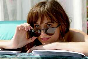"Dakota Johnson stars in ""Fifty Shades Freed,"" the third and final film of the ""Fifty Shades"" trilogy, opening Feb. 9, 2018."