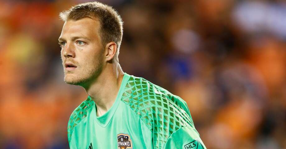 The Dynamo on Wednesday announced that they have signed goalkeeper Joe Willis to a new contract. Photo: Scott Halleran/Getty Images