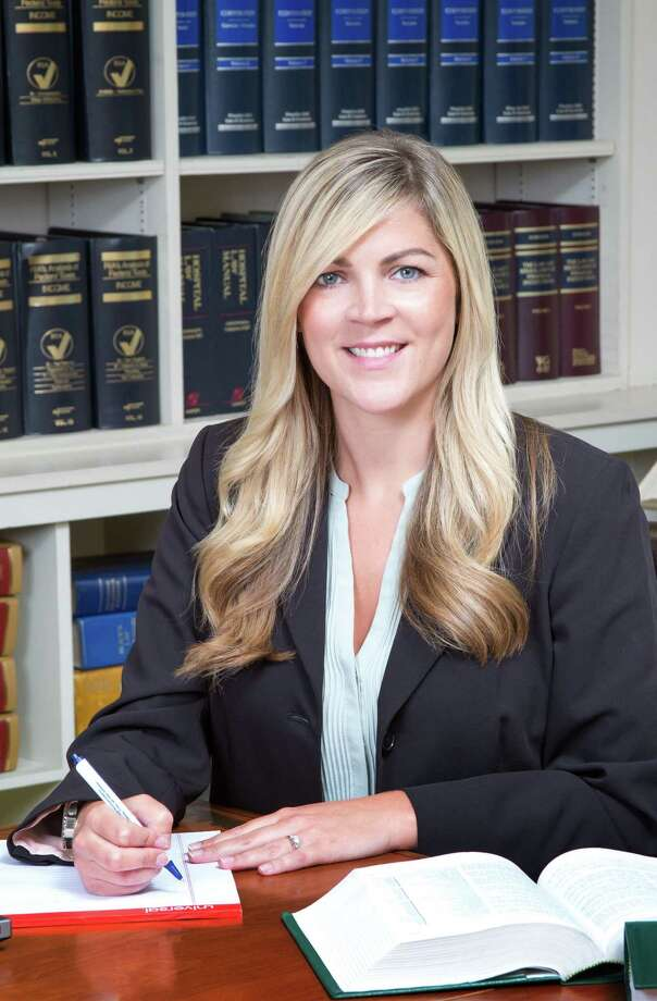 Attorney Abigail Miranda of Cramer & Anderson in New Milford, was recently recognized by Connecticut Magazine's 40 Under 40 list for her community service work. Photo: Courtesy Of Cramer & Anderson / Heidi Johnson