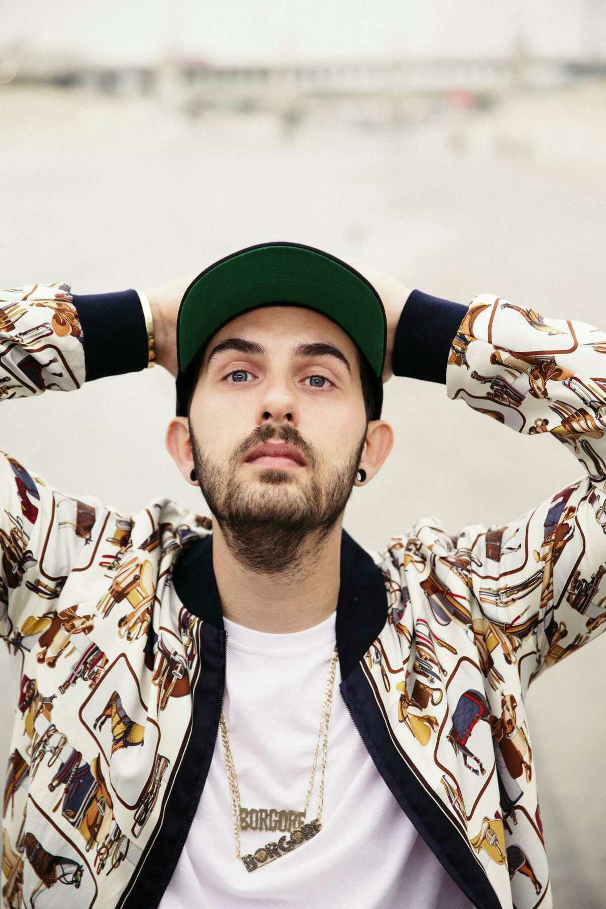 DJ Borgore will play the Mala Luna Music Festival on the weekend before Halloween