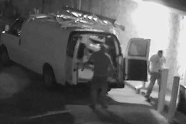 La Porte police seek AC unit thieves caught on video