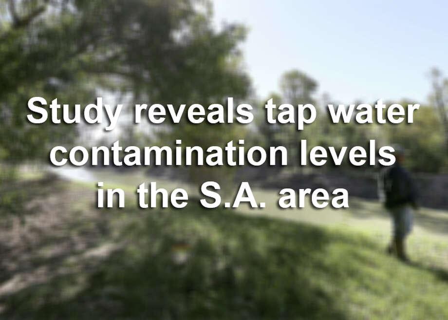 The Environmental Working Group released a study in January 2018, revealing how contaminated tap water is in cities around Texas. Click ahead to find out the tap water contamination levels in the San Antonio area. Photo: William Luther/San Antonio Express-News