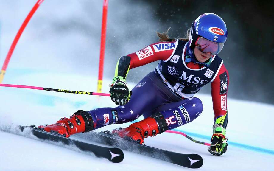 Mikaela Shiffrin, United States Shiffrin heads to Pyeongchang as an overwhelming favorite to be the first to win consecutive slalom golds. She'll be a contender to win the giant slalom and combined for a chance to match the Alpine record of three titles at one Olympics.  Photo: Alessandro Trovati, Associated Press / Copyright 2018 The Associated Press. All rights reserved.