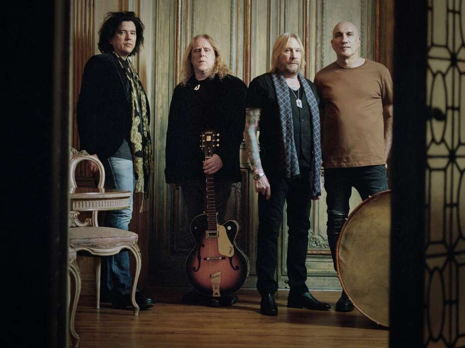 Gov't Mule, April 26, Palace Theatre.Black Stone Cherry opens for Warren Haynes and Co.