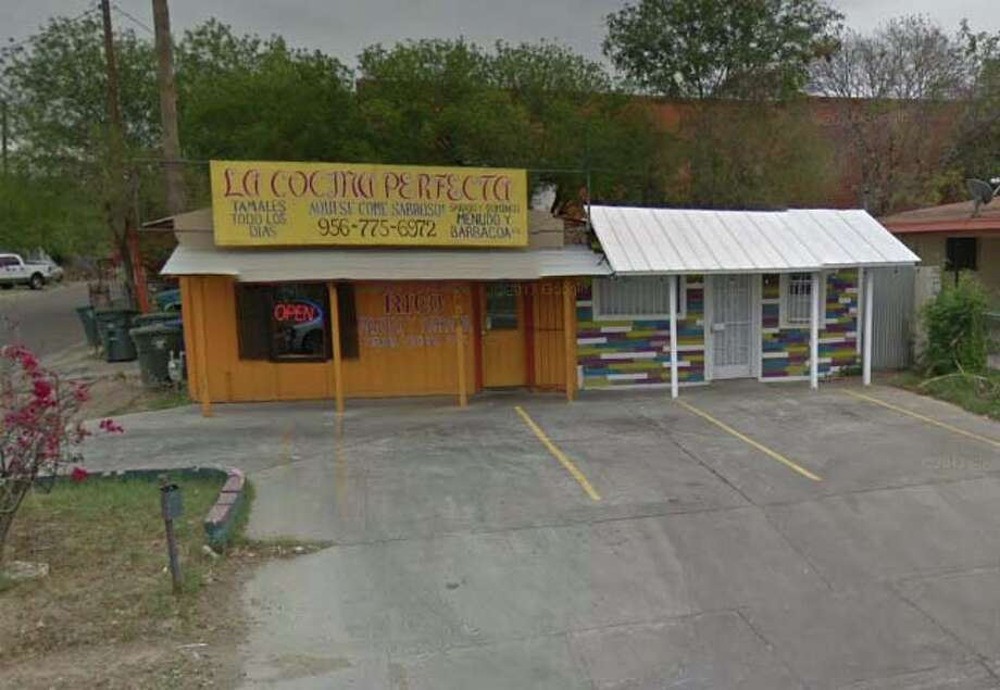 La Cocina Perfecta: 3819 McPherson AveDate: 1/30/18 Score: 88Corrected on site: Thawing method, non-food contact surfaces clean, food separated and protected Photo: Google Maps