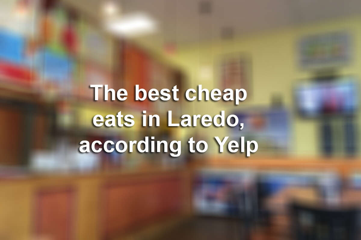 Click through to see the top 15 joints in Laredo for when your on a budget.