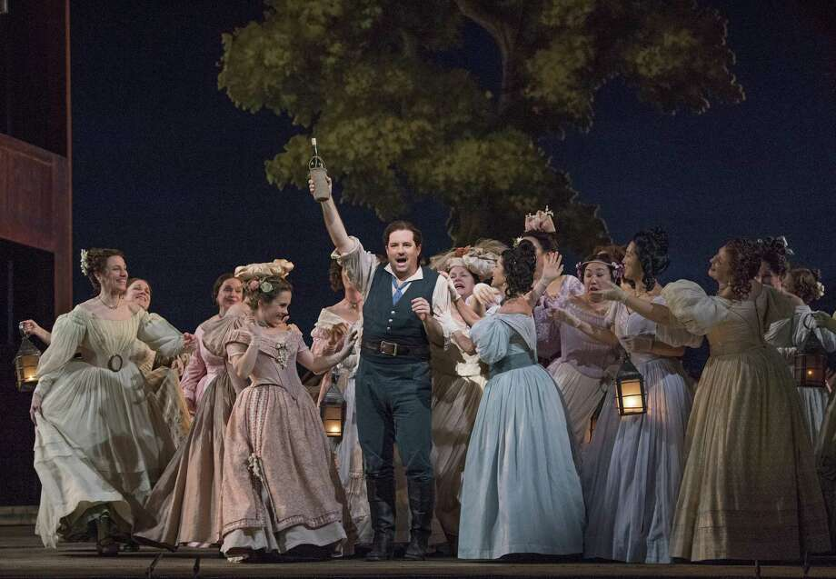 "The Warner Theatre's Met in HD series continues on Saturday with Donizetti's 'L'elisir D'Amore."" Photo: Photos Courtesy Of The Metropolitan Opera /"