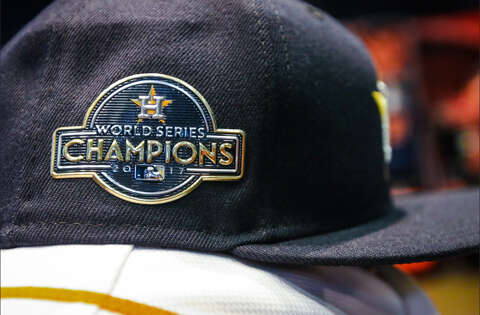 43420e68ee4  p The Houston Astros will wear these special championship-themed jerseys  for their