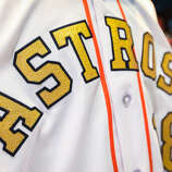 d4fa02f589cbc Astros unveil limited edition  Gold Rush  World Series merchandise ...