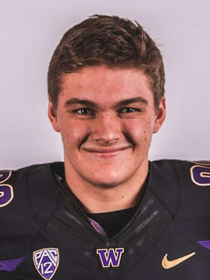 DL Draco BynumWilsonville High School (Wilsonville, Oregon)6-foot-4, 258 poundsOne of four U.S. Army All Americans to sign with the Huskies, Bynum chose UW over offers from Oregon, UCLA, USC and Washington State, among others. Photo: Courtesy UW Athletics
