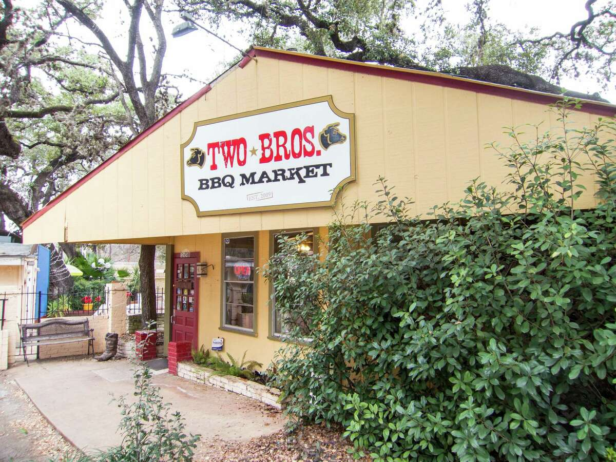 Two Bros Meat Market - No. 2 for Best Barbecue