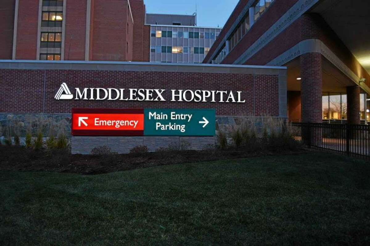 Middlesex Hospital is at 28 Crescent St. in Middletown.