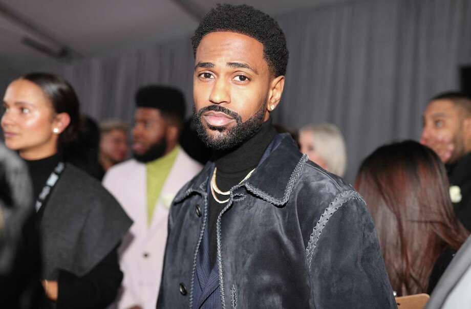 NEW YORK, NY - JANUARY 28:  Recording artist Big Sean qattends the 60th Annual GRAMMY Awards at Madison Square Garden on January 28, 2018 in New York City. Photo: Christopher Polk, Getty Images For NARAS / 2018 Getty Images