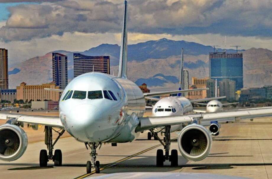 Peak season deals are hard to find, but we've uncovered a few- like Las Vegas as low as $100 roundtrip! (Image: Jim Glab) Photo: Jim Glab
