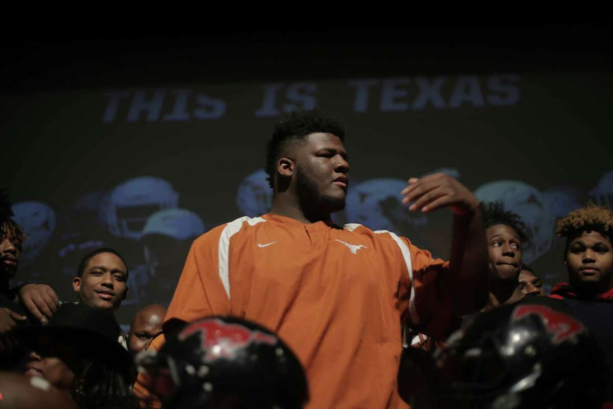 3. Texas Total signees:27 Top signee:Caden Sterns, DB, Cibolo Steele - No. 19 national recruit