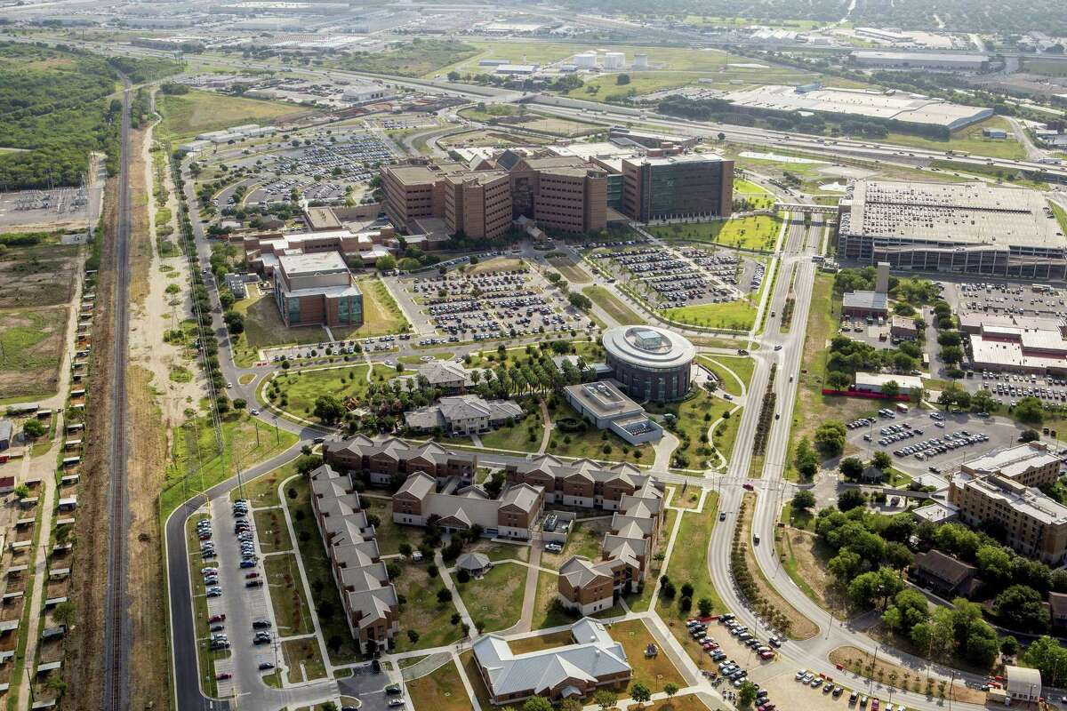 Brooke Army Medical Center said Wednesday it has confirmed a third case where someone at the hospital was diagnosed as carrying the bacteria that causes Legionnaire's disease, which can be fatal.