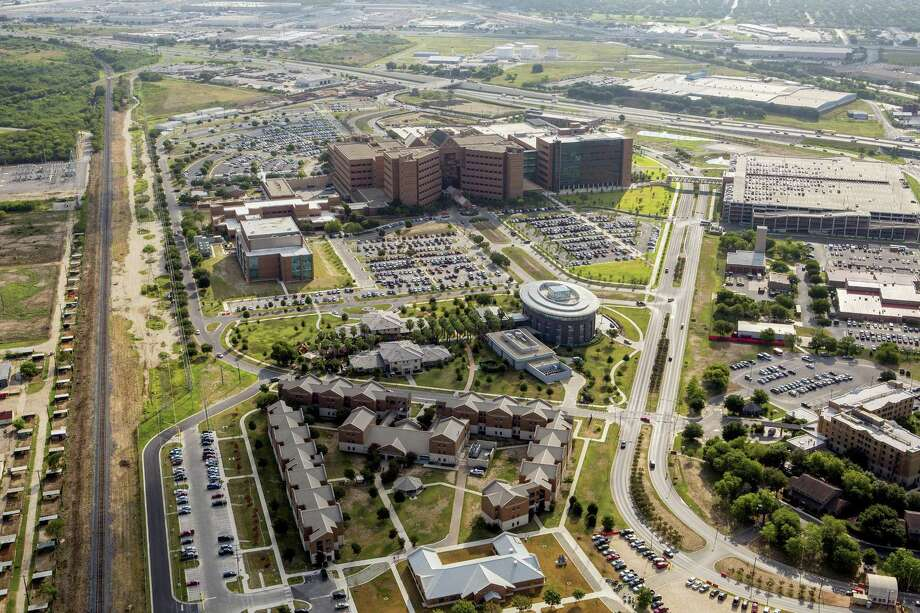 Brooke Army Medical Center said Wednesday it has confirmed a third case where someone at the hospital was diagnosed as carrying the bacteria that causes Legionnaire's disease, which can be fatal. Photo: Courtesy Photo