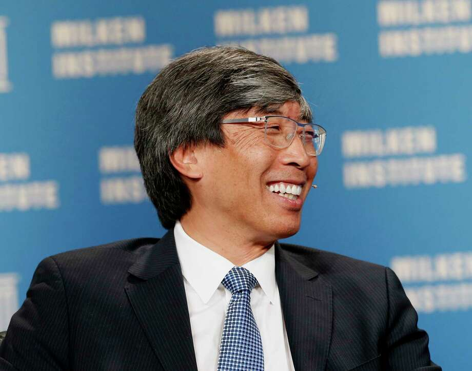 Patrick Soon-Shiong during the annual Milken Institute Global Conference in Beverly Hills, California in April 2015. Photo: Bloomberg Photo By Patrick T. Fallon. / Bloomberg