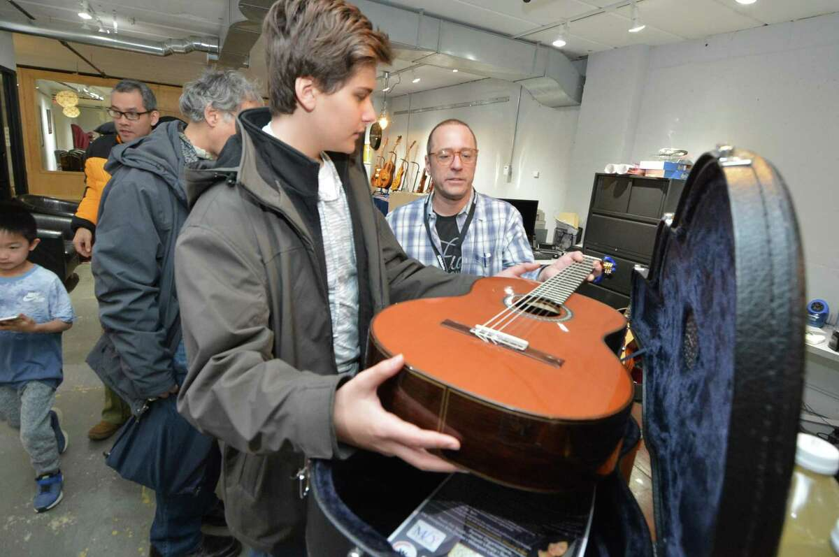 The 2nd Annual Connecticut Guitar Festival at Suzuki Music School in Westport will take place on Sunday. Find out more.