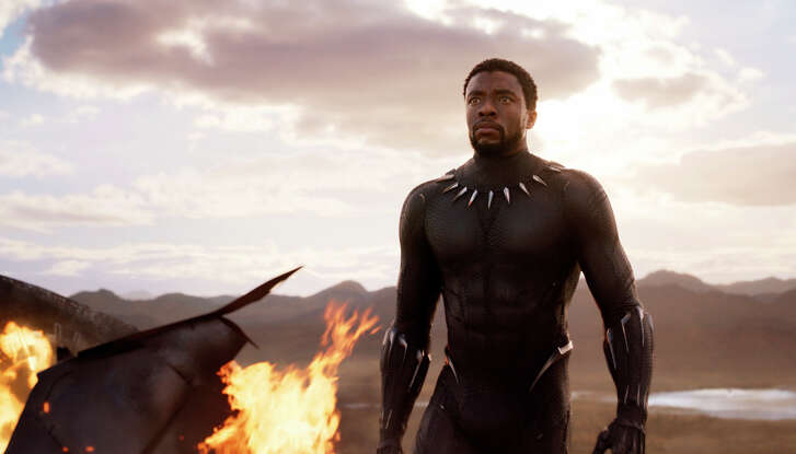 """Chadwick Boseman stars in Marvel Studios and Disney's """"Black Panther,"""" which arrives in theaters on Feb. 16."""