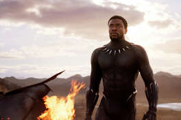 "Chadwick Boseman stars in Marvel Studios and Disney's ""Black Panther,"" which arrives in theaters on Feb. 16."