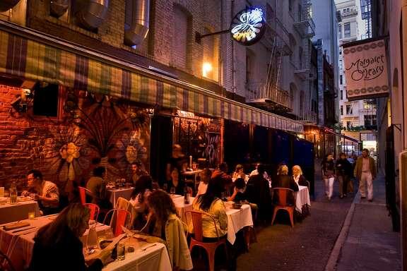 Gitane restaurant in San Francisco, California on Aug. 7, 2009.