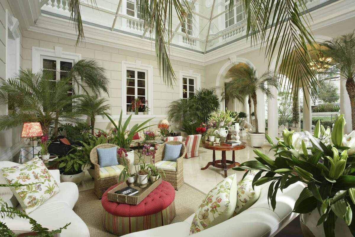 Splurge and stay at Casa Gangotena, an elegant old world hotel in the heart of Quito's Historic Center. Linger over a lovely lunch in the hotel's pretty patio courtyard on typical traditional local fare.
