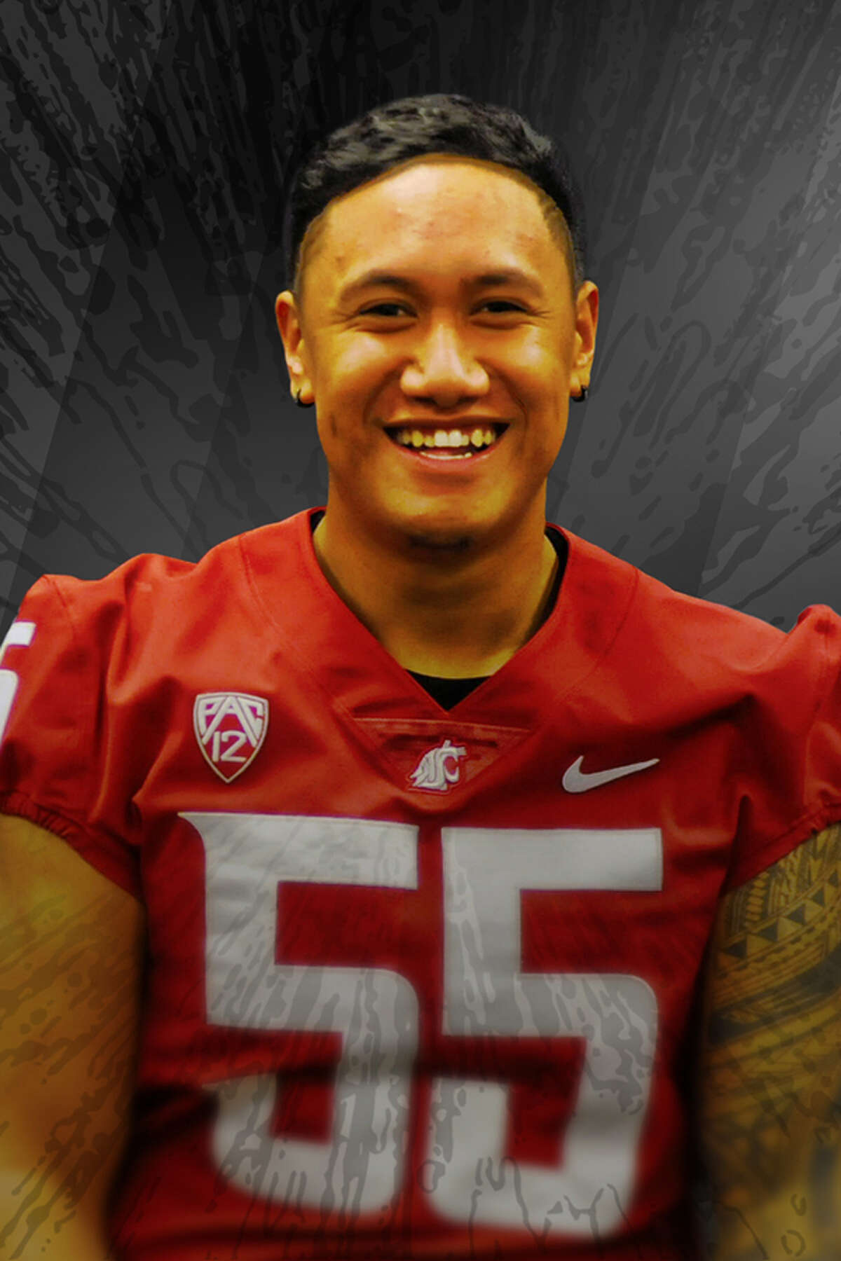 DL Misi Aiolupotea-Pei Riverside Community College (Riverside, California) 6-foot-3, 250 pounds Played defensive end at Riverside and was named to the 2017 Southern California Football Association Second Team. A native of Australia,Aiolupotea-Pei actually grew up playing Rugby, according to the Spokesman-Review.