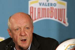 Valero Energy Corp.'s Chief Financial Officer Michael Ciskowski is shown in this 2012 photo. Ciskowski will retire from Valero in May after more than 30 years with the company.