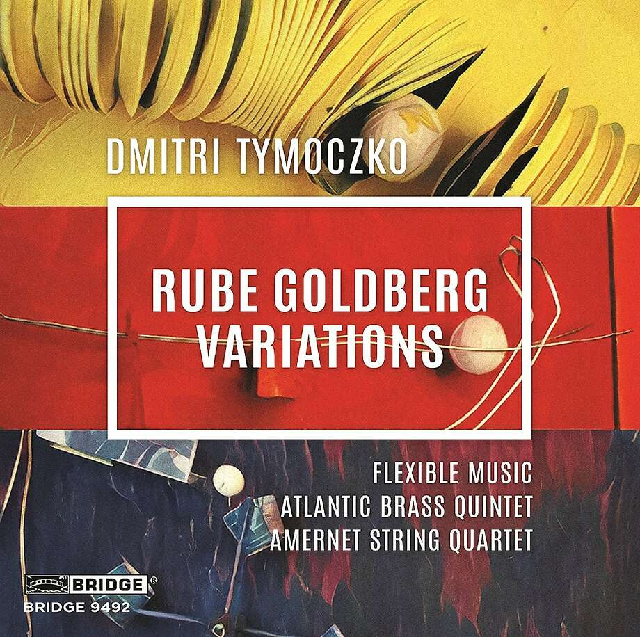 "Dmitri Tymoczko, ""Rube Goldberg Variations"" Photo: Bridge Records"