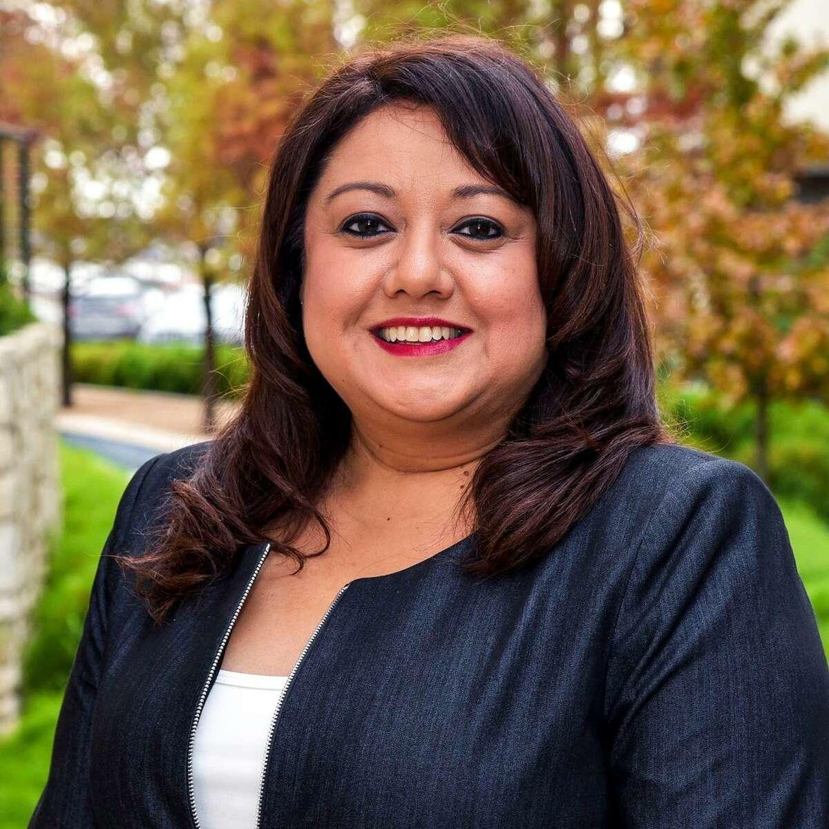 Monica Ramirez Alcantara, candidate for Bexar County Democratic Party Chair.