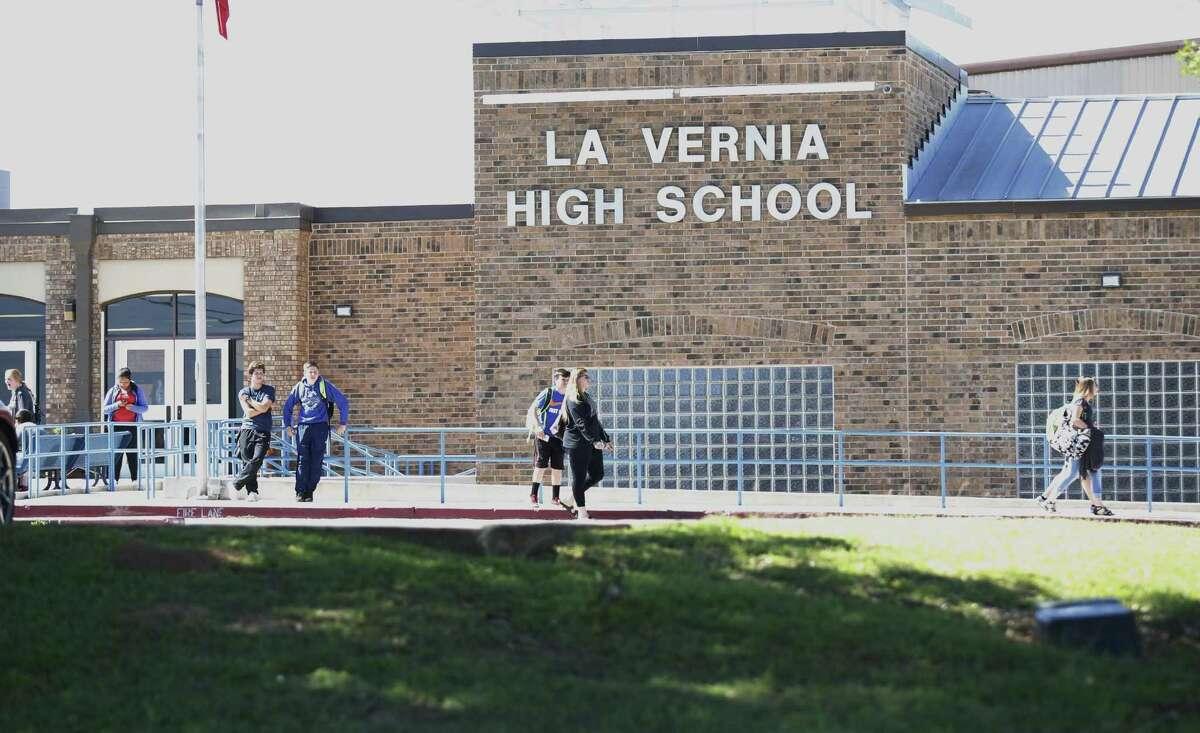 9. La Vernia - Sub-6A W-L: 2-0 Dist.: 15-4A-I Prev.: NR