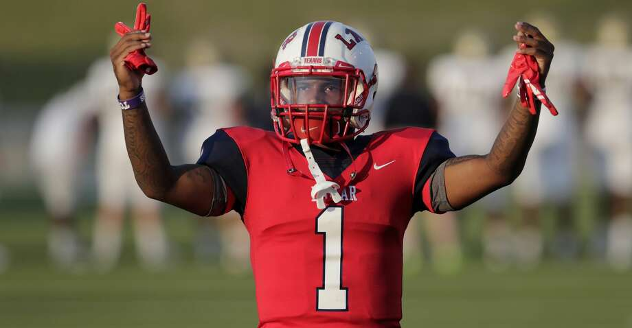 Ta'Zhawn Henry verbally committed to Texas Tech on Feb. 3 and signed Feb. 7, less than two weeks after his official visit in Lubbock. Photo: Tim Warner/For The Chronicle