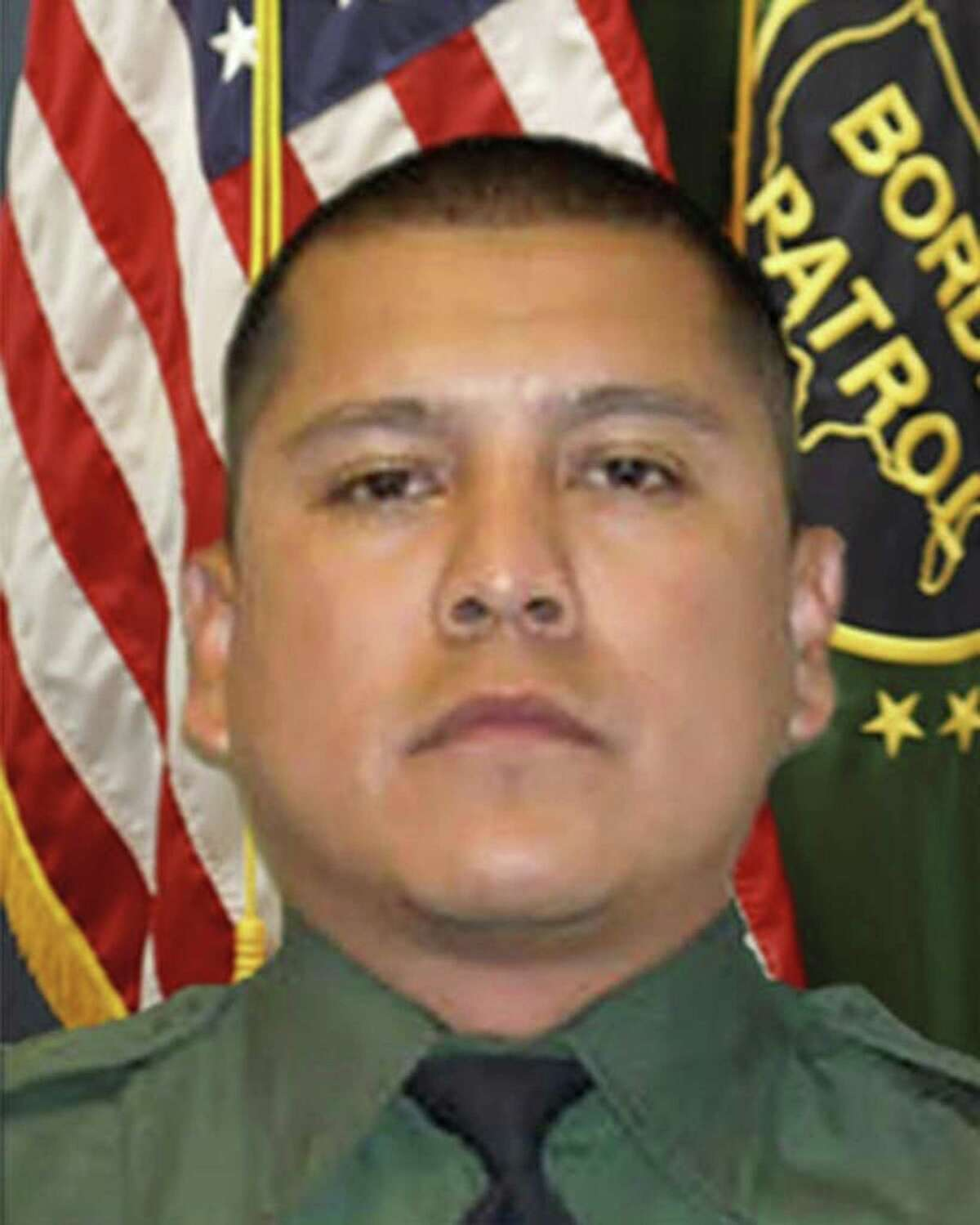 Rogelio Martinez died from injuries he sustained while he and his partner were responding to reports of unknown activity the night of Nov. 18 near Van Horn, a Texas town near the Mexico bordersoutheast of El Paso. .