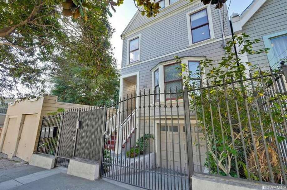 386 Richland Ave., unit B. 1 BR Bernal condo asking $799K Photo: Chelsea Bass, Luxmore Real Estate