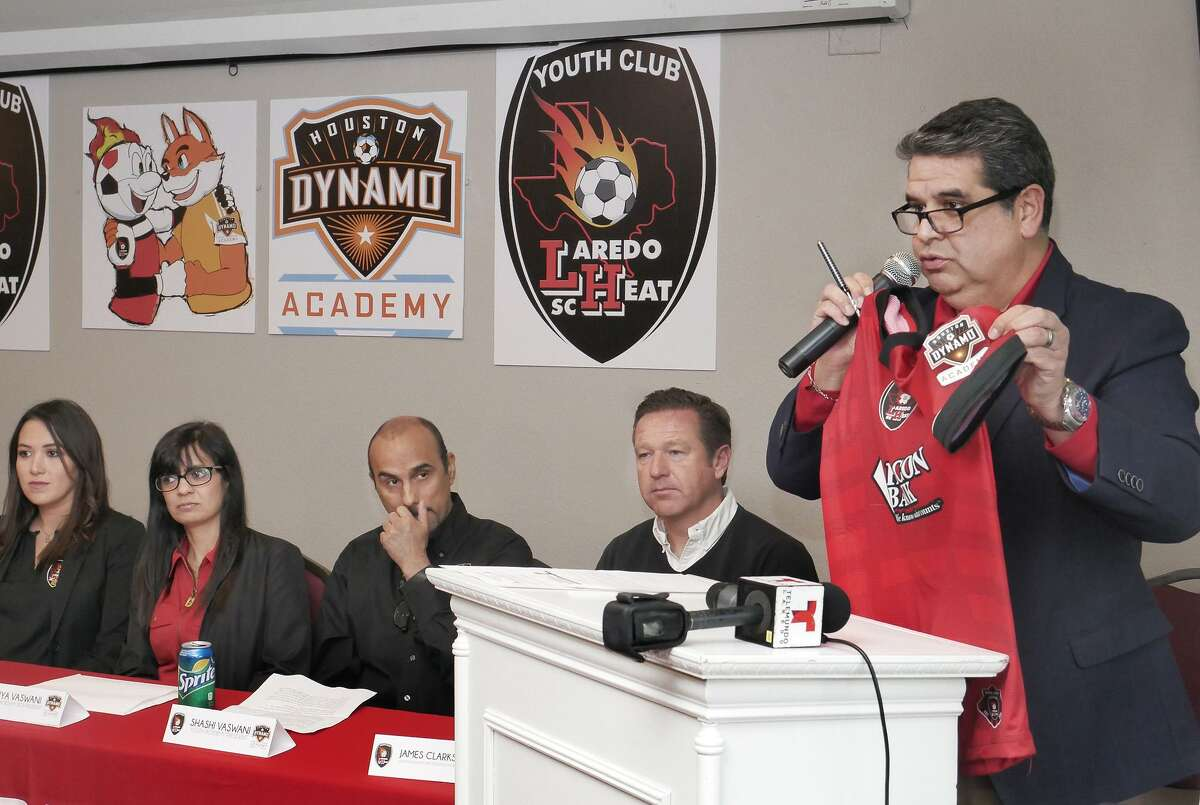 """The Laredo Heat Youth Soccer Club and Academy will hold a """"Player Opportunity"""" showcase for its U12, U14 and U16 boys' teams April 7 at TAMIU as part of its new non-pay to play competitive program."""