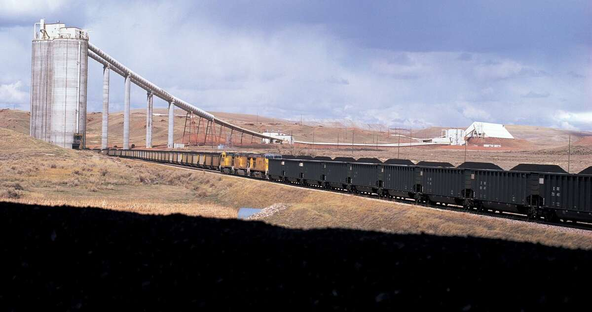 Genesee & Wyoming subsidiary Rail Link operations in the Powder River Basis coal mining region of Wyoming, in 2012. On Feb. 8, 2018, Genesee & Wyoming reported it would record a $372 million benefit as a result of the federal Tax Cuts and Jobs Act of 2017. (Photo via Business Wire)