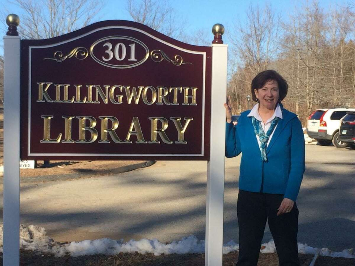 Moodus resident Laurie Prichard joined the Killingworth Library Association as new library director this week.