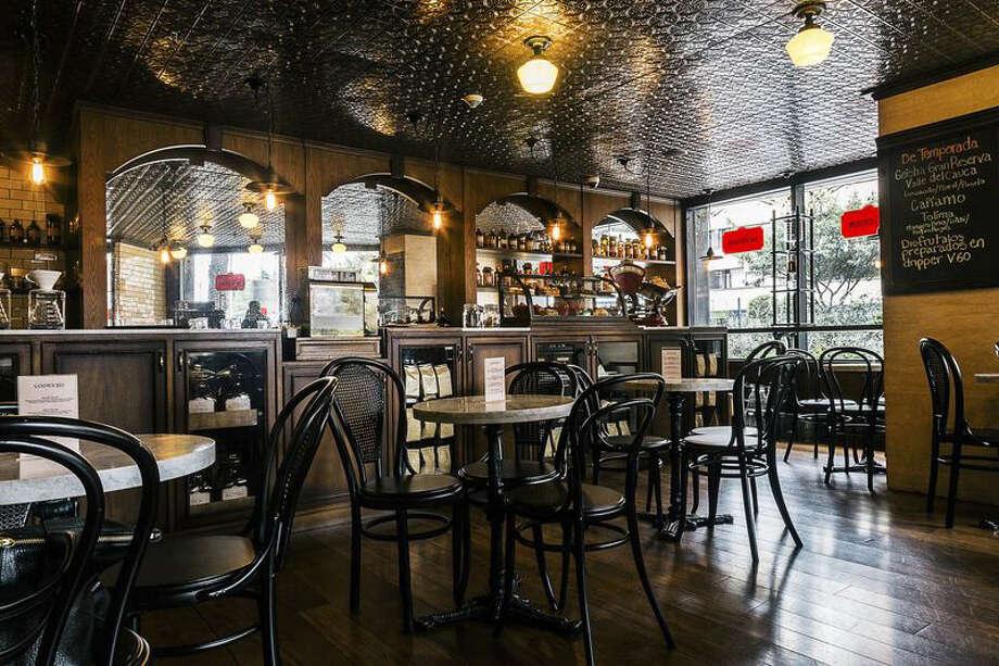 Cafe Devoción in Bogota. ( Photo: Cafe Devoción)
