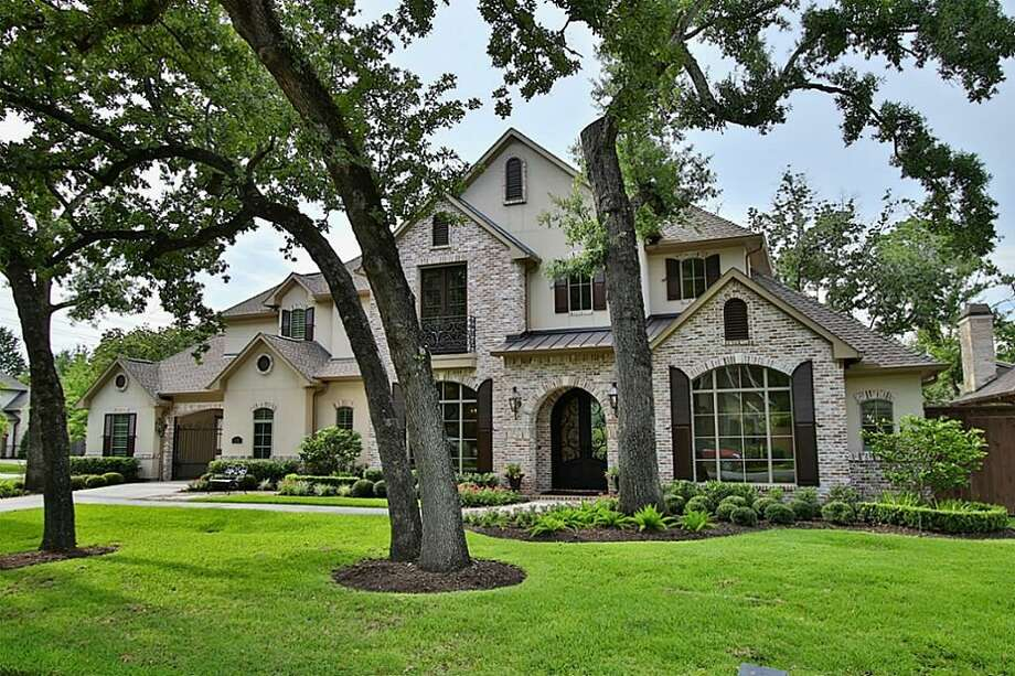 This 5,500-square-foot home is up for rent at $18,000 per month. Photo: Houston Association Of Realtors