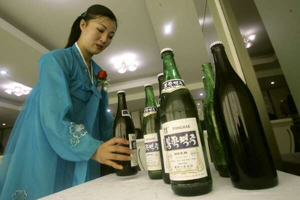 North Korea announces state-brewed wheat beer - ExpressNews com