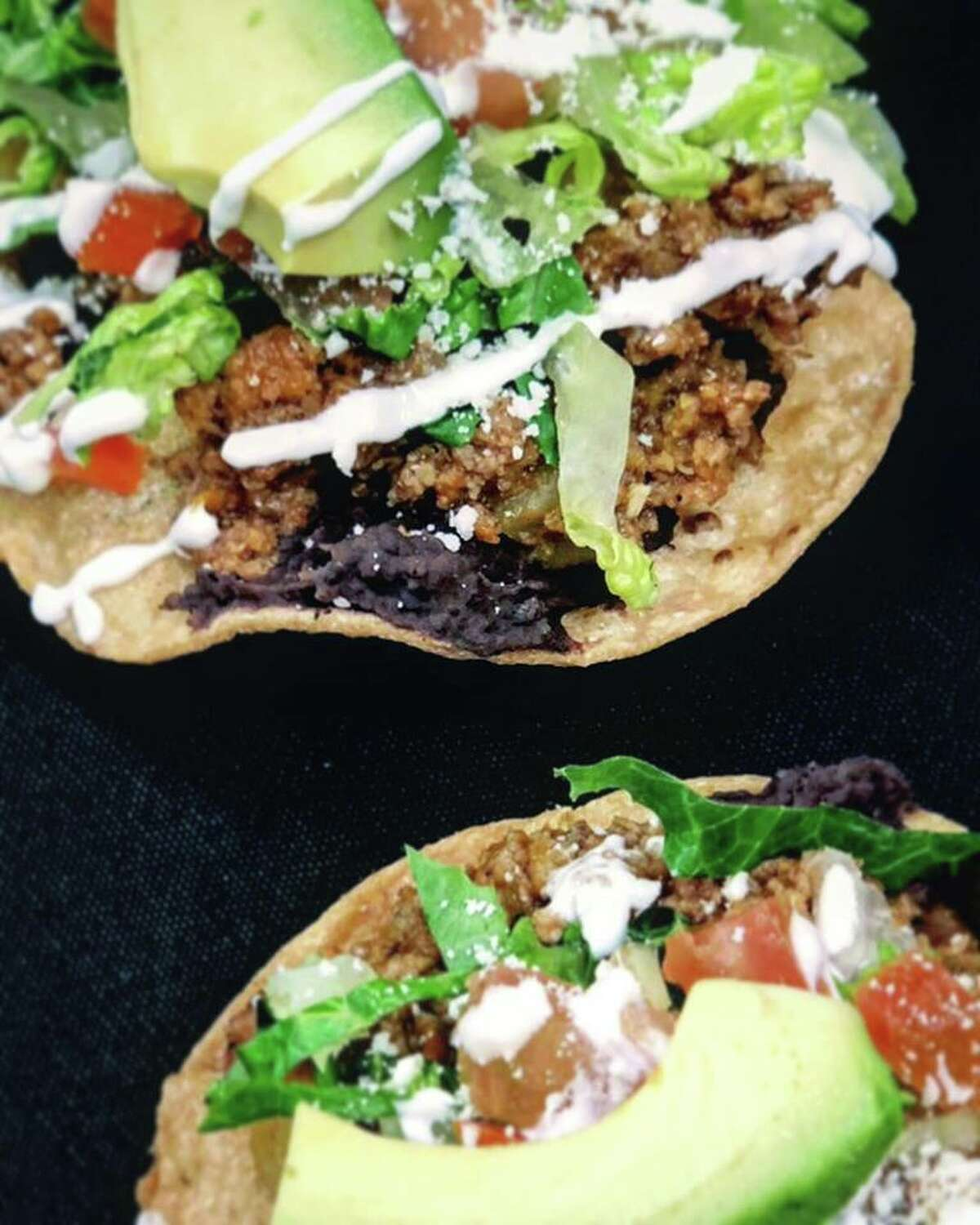 Happy hour tostadas at Tito's Cantina, 25250 Northwest Fwy., Cypress.