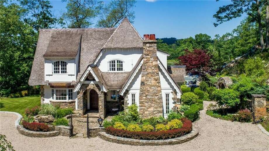 Homebuyers can buy this Roxbury estate for 212.97 bitcoin or $1,750,000. Click through to see more photos of this property.  Photo: Realtor.com