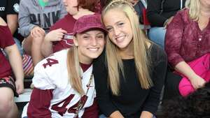 Were you Seen at the Burnt Hills-Ballston Lake homecoming game vs. Amsterdam at Centennial Field in Burnt Hills on Saturday, Oct. 7, 2017?