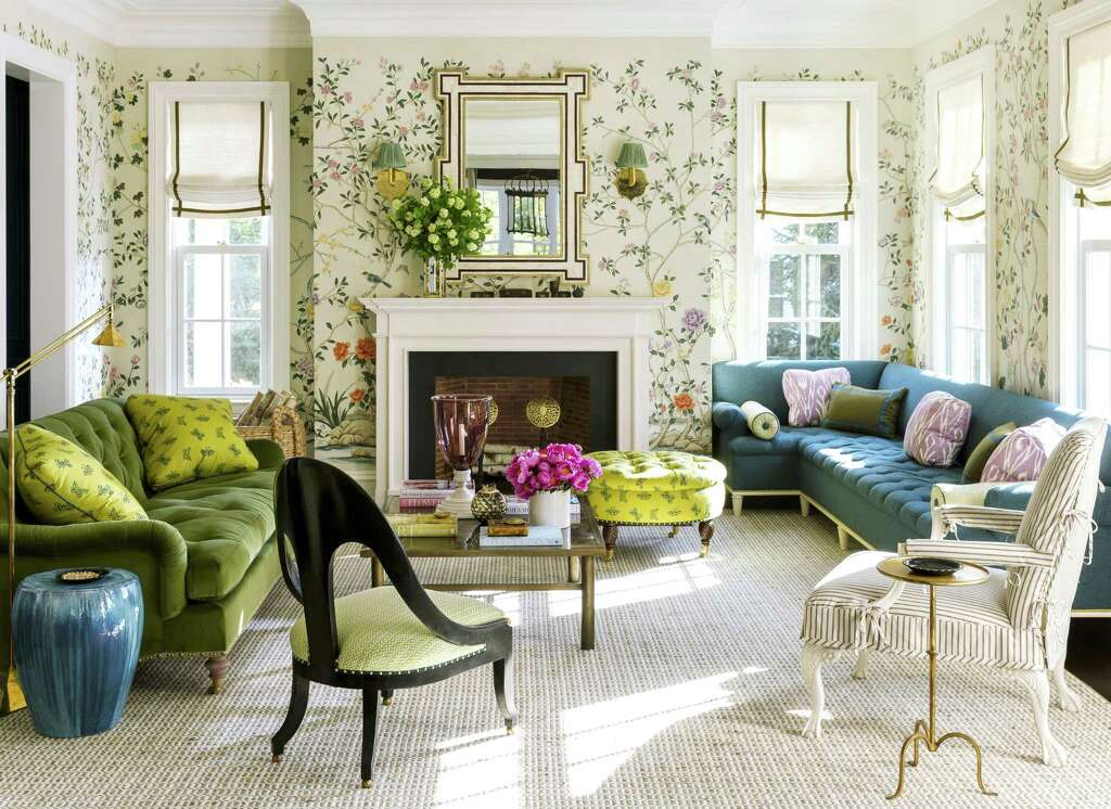 pretty home designs furniture. Have a room as beautiful this living  Enter our first Home Design Awards Q A with Sophie Donelson of House Beautiful magazine Times Union