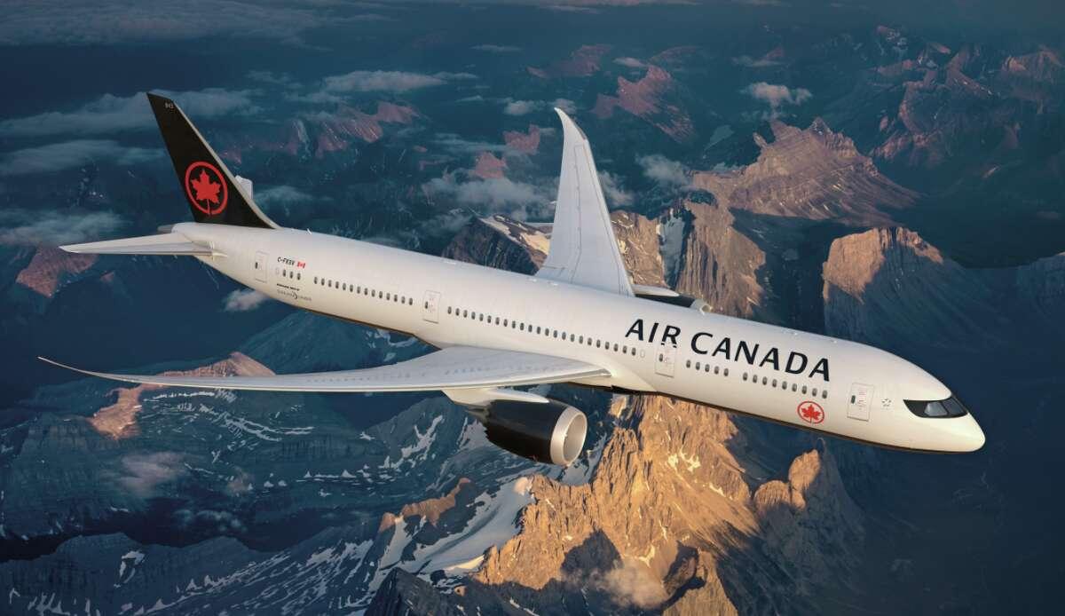 Air CanadaReligious discrimination: 1